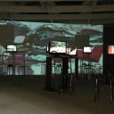 TRACINGS, in Netwerk Aalst, 2012, installation view